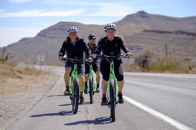 LAS VEGAS -ELECTRIC- BIKE TOUR
