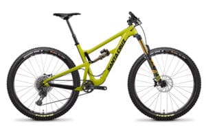 Santa Cruz HighTower Full Suspension Mountain Bike Tour Rental Bike